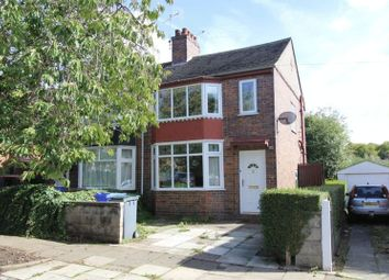 Thumbnail 2 bed terraced house for sale in Littlefield, Trent Vale, Stoke-On-Trent