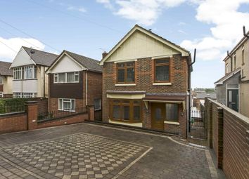 Thumbnail 3 bed detached house for sale in Havant Road, Farlington, Portsmouth