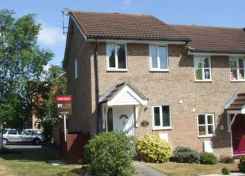 Thumbnail 2 bed end terrace house to rent in Atterton Road, Haverhill