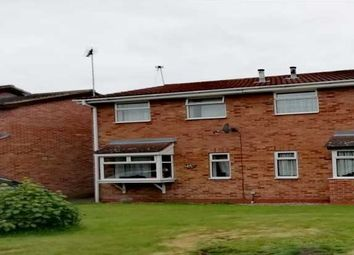 Thumbnail 3 bed semi-detached house to rent in Dallow Crescent, Burton-On-Trent