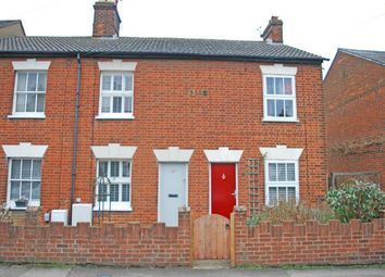 Thumbnail 2 bedroom terraced house for sale in Bunyan Road, Hitchin, Hertfordshire