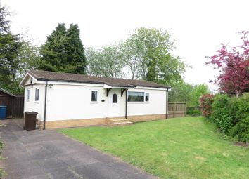 Thumbnail 2 bed bungalow for sale in The Saltings, Stafford
