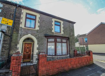 Thumbnail 3 bed semi-detached house to rent in John Street, Treforest