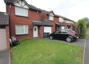 Thumbnail 3 bedroom link-detached house to rent in Dorrington Green, Great Barr, Birmingham