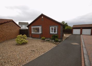 Thumbnail 3 bedroom detached bungalow for sale in Blueburn Drive, Killingworth, Newcastle Upon Tyne