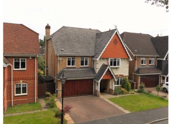Thumbnail 6 bed detached house for sale in Queens Ride, Crowthorne