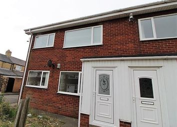 Thumbnail 2 bed flat to rent in Hawthorn Road, Ashington