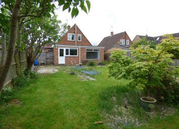 Thumbnail 3 bed detached house for sale in Guildford Avenue, Lawn, Swindon