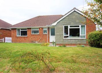 Thumbnail 3 bed detached bungalow for sale in Pitmore Road Allbrook, Eastleigh
