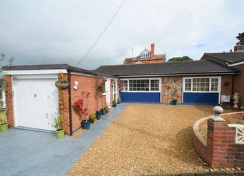 Thumbnail 3 bed terraced bungalow for sale in Lodge Road, Tiverton