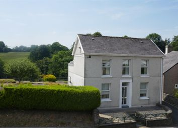 Thumbnail 3 bed detached house for sale in Heol Cennen, Ffairfach, Llandeilo