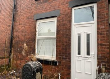 Thumbnail 2 bed terraced house to rent in Merton Road, Prestwich