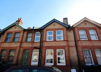 Thumbnail 4 bedroom terraced house for sale in Corporation Road, Bournemouth, Dorset