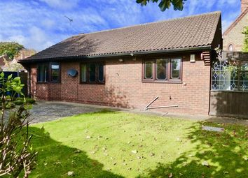 Thumbnail 3 bedroom detached bungalow for sale in Manor Road, Bottesford, Scunthorpe