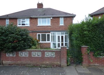 3 bed semi-detached house for sale in Lonsdale Avenue, Doncaster, South Yorkshire DN2