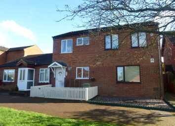 Thumbnail 2 bed terraced house for sale in Blackmoor Gate, Furzton, Milton Keynes