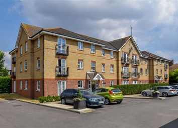 Thumbnail 2 bed flat for sale in Ensign Close, Leigh-On-Sea, Essex