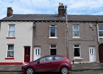 Thumbnail 2 bed terraced house to rent in Lorne Street, Carlisle