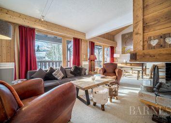 Thumbnail 3 bed apartment for sale in Megève (Les Pettoreaux), 74120, France