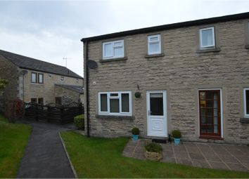 Thumbnail 2 bed end terrace house for sale in Bobbin Mill Court, Steeton