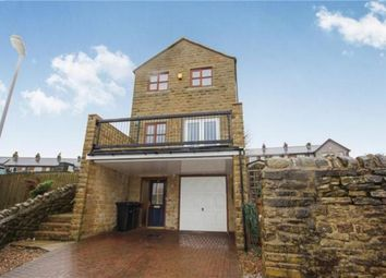 Thumbnail 3 bed detached house for sale in Stone House Fold, Oakworth, Keighley, West Yorkshire