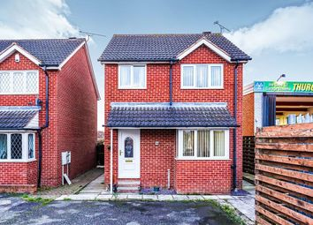 Thumbnail 3 bed detached house for sale in Green Arbour Road, Thurcroft, Rotherham