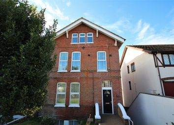 Thumbnail 4 bed flat for sale in Carlton Road, Bournemouth, Dorset