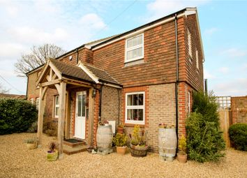 Thumbnail 4 bed semi-detached house for sale in Wivelsden Farm Cottages, North Common Road, North Chailey, East Sussex
