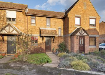 Thumbnail 2 bed terraced house for sale in Watersmeet Close, Burpham, Guildford