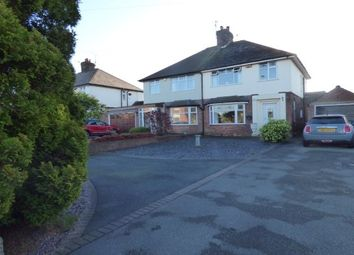 Thumbnail 3 bed semi-detached house to rent in New Road, Bignall End, Stoke-On-Trent