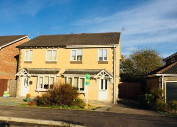 Thumbnail 3 bed property to rent in Ffordd Helygen, Llanharry, Pontyclun