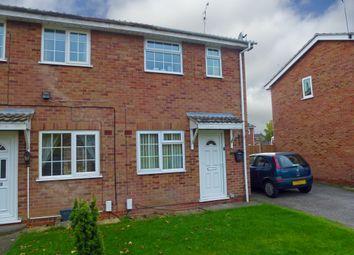 Thumbnail 2 bed semi-detached house for sale in Ibsley Close, Alvaston, Alvaston, Derbyshire