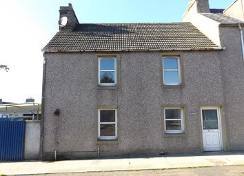 Thumbnail 1 bed end terrace house for sale in Upper Dunbar Street, Wick