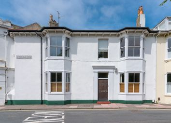 Thumbnail 3 bed terraced house for sale in St. Nicholas Road, Brighton