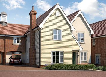 "Thumbnail 4 bed property for sale in ""The Newport"" at Church Road, Stansted"