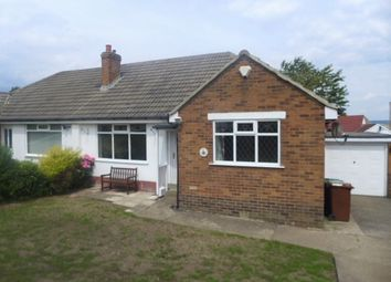 Thumbnail 2 bed semi-detached bungalow to rent in All Alone Road, Idle, Bradford