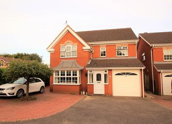 Thumbnail 4 bedroom detached house for sale in Woodrush Road, Purdis Farm, Ipswich