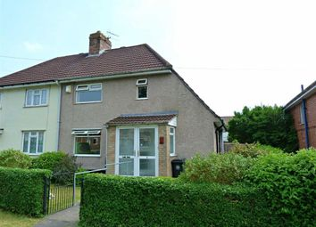 Thumbnail 3 bed semi-detached house for sale in The Square, Knowle, Bristol
