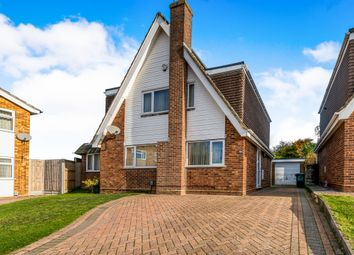 Thumbnail 4 bed detached house for sale in Fallow Walk, Kingsthorpe, Northampton
