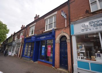 Thumbnail 1 bed flat to rent in High Street, Swadlincote, Derbyshire