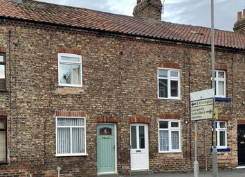 3 bed terraced house for sale in Stammergate, Thirsk YO7