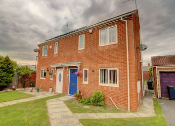Thumbnail 3 bedroom semi-detached house for sale in Napoleon Close, Ryhope, Sunderland
