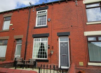 Thumbnail 2 bed terraced house for sale in Manor Road, Shaw, Oldham