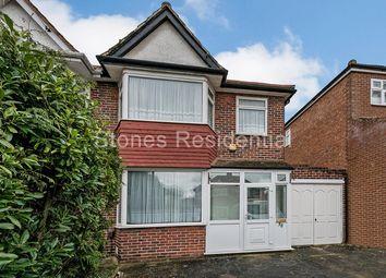 Thumbnail 3 bedroom semi-detached house for sale in Braithwaite Gardens, Stanmore