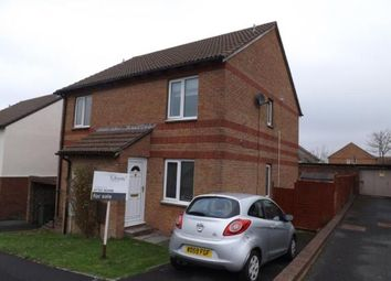 Thumbnail 2 bed semi-detached house for sale in Staddiscombe, Plymouth, Devon