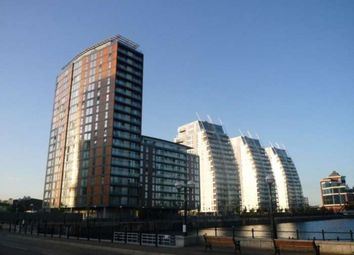 Thumbnail 2 bed flat to rent in City Lofts, 94 The Quays, Salford Quays, Manchester
