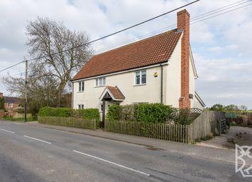 Thumbnail 4 bedroom detached house for sale in Duke Street, Hintlesham, Hintlesham