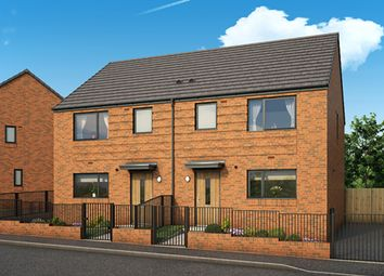 "Thumbnail 3 bed property for sale in ""The Allerton"" at Hyde Road, Manchester"