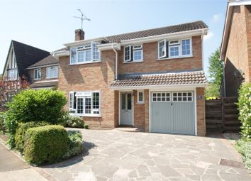 Thumbnail 4 bed detached house for sale in Conifers, Hadleigh, Benfleet