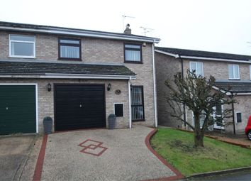 Thumbnail 3 bed semi-detached house for sale in Elizabeth Way, Stowmarket, Suffolk